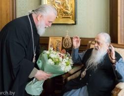 Митрополит Филарет и митрополит Павел обменялись поздравлениями со Светлым Христовым Воскресением