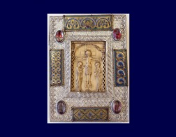 В парижском Лувре проходит выставка средневековых богослужебных книг