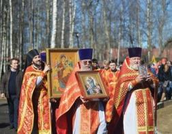 Выборгская епархия открыла детский хоспис