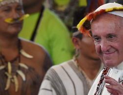Папа Франциск открыл первое заседание Предсинодального совета по вопросам Амазонии