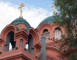 В китайском Харбине после реставрации открыт русский православный храм Покрова Богородицы