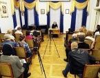 В Марфо-Мариинской обители милосердия стартовал лекторий по истории Русской Православной Церкви в XX веке