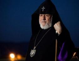Глава Армянской Церкви выступил с миротворческим посланием в связи с массовыми протестами в Ереване
