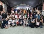 В Москве прошел арт-фестиваль «МедиаПасха»