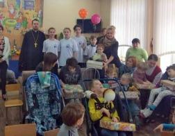 Благотворительная акция «Пасхальный Ангел» прошла в столице