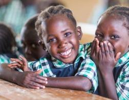 Христианская благотворительная организация, работающая в Западной Африке, помогла свести к нулю смертность от малярии