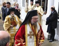 Митрополит Севастийский Димитрий избран митрополитом Принцевых островов
