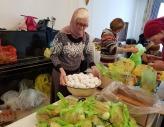 Синодальный отдел по благотворительности передал 300 тысяч рублей нуждающимся Душанбинской епархии