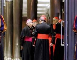 В Ватикане подвели итоги состоявшейся XXIV встречи Совета кардиналов