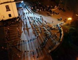 В столице состоялась молодежная танцевально-исполнительская ярмарка «Пасхалица на Соборной»
