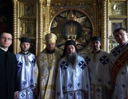 Проведены переговоры по вопросу принесения в Беларусь честной главы великомученика Пантелеимона