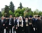 Завершился визит Святейшего Патриарха Кирилла в Албанскую Православную Церковь