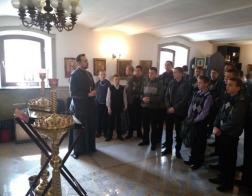 Воскресную школу Христианского образовательного центра посетили воспитанники Могилевской государственной специальной школы закрытого типа