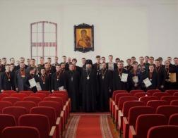 В Минской духовной семинарии прошел Пасхальный спортивный турнир
