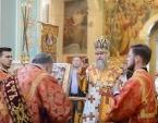 В Казахстанском митрополичьем округе состоялось открытие Года священномученика Пимена, епископа Верненского