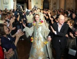 В США откроется выставка «Божественные образы: мода и католическое воображение»