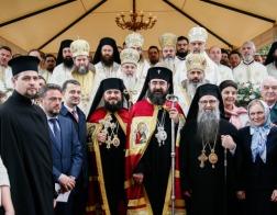 Новый епископ рукоположен для духовного окормления православных румын в Италии