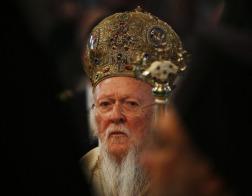 Патриарх Константинопольский Варфоломей был госпитализирован