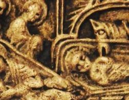 Археологи нашли в центре столицы створку иконки-мощевика XV–XVI века