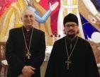 Представитель Патриарха Московского и всея Руси при Патриархе Великой Антиохийском посетил представительство Ватикана в Дамаске