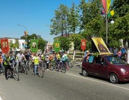 В Пинской епархии прошел мото-велопробег «Православная молодежь за здоровый образ жизни»
