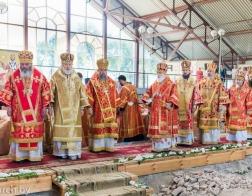 Митрополит Павел возглавил торжества в честь дня памяти святителя Кирилла Туровского