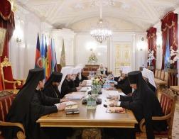 ЖУРНАЛЫ заседания Священного Синода от 14 мая 2018 года