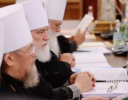 Утверждены журналы Синода Белорусского Экзархата от 19 апреля 2018 года