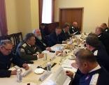 Председатель Синодального комитета по взаимодействию с казачеством принял участие в работе Совета атаманов войсковых казачьих обществ