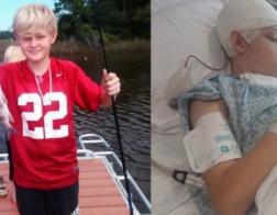 Мальчик, прошедший через клиническую смерть, заявляет, что побывал в раю