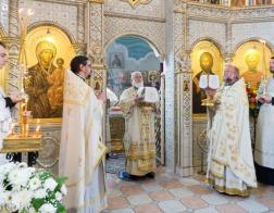 Состоялся визит Патриаршего Экзарха во Всехсвятский приход города Минска