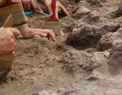 В Аджарии обнаружили руины древней церкви
