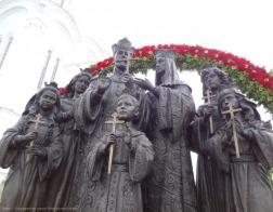 В Кирове появится копия памятника семье Романовых из Дивеево