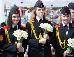 В Витебске прошла третья благотворительная акция «Белый цветок»