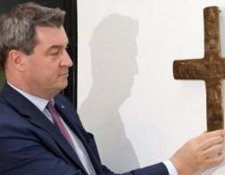 Разрешение на установку распятий в Баварии вступило в силу