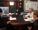 Председатель Синодального отдела по социальному служению встретился с директором Департамента здравоохранения Москвы