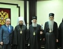 Завершилось пребывание Предстоятеля Сербской Церкви в Москве