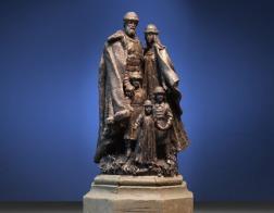 В России появится первый памятник святым Петру и Февронии с детьми