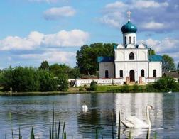30 мая стартует Международный художественный пленэр «Святость земли Белорусской»