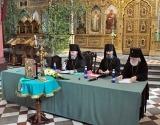 Состоялся внеочередной Собор Эстонской Православной Церкви Московского Патриархата