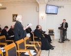 Летняя сессия Межсоборного присутствия началась с обсуждения богословских вопросов
