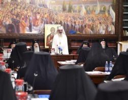 Синод Румынской Православной Церкви избрал двух епископов для служения на территории Молдавии