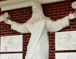 Баптисты в США недовольны изваянием Иисуса Христа