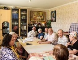 В Гомельской епархии начали работу Евангельские чтения для слабослышащих
