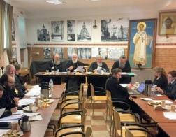 Митрополит Павел возглавил очередное заседание комиссии Межсоборного присутствия по церковному просвещению и диаконии
