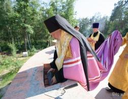 В Гомеле возводится храм в честь святых Петра и Февронии — покровителей брака