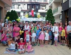 В Болгарии начал работу международный лагерь «Крынічка»
