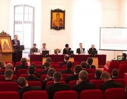 В Минской духовной семинарии прошли III Чтения памяти священномученика Петра (Полянского)