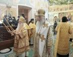 Председатель Синодального отдела по монастырям и монашеству возглавил торжества по случаю 25-летия возрождения Стефано-Махрищской обители