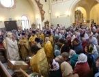 Председатель Синодального отдела по благотворительности посетил единственную в России православную общину больных рассеянным склерозом